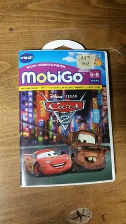 Photo Vtech MobiGo Cars 2 Game (New) - $8 (Roseburg)