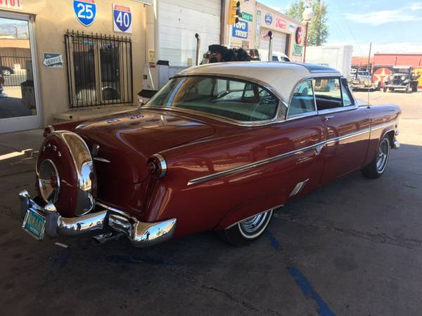 Photo 1954 ford Skyliner, 1972 mustang fastback - $28,500 (Albuquerque)