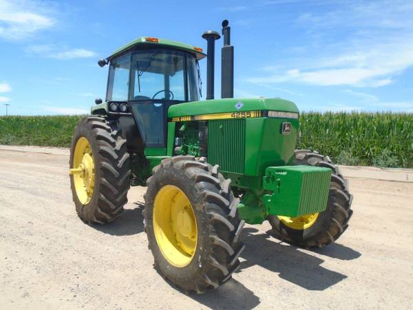 Photo 1990 John Deere 4255 Tractor For Sale Farm Ready - $39,500