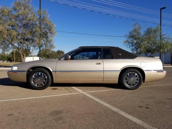 Photo 1997 Cadillac Eldorado (low miles) - $3,000 (Roswell)