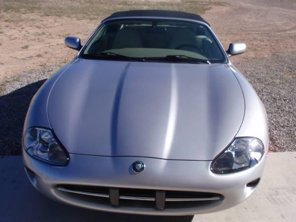 Photo 2000 Jaguar XK8 Convertible - $12900 (roswell n.m.)