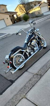 Photo 2002 Harley Heritage Softail - $11,500 (Rio Rancho)