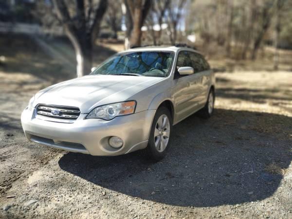Photo 2007 Subaru Outback (Salvage Title) - $3,200 (88345)