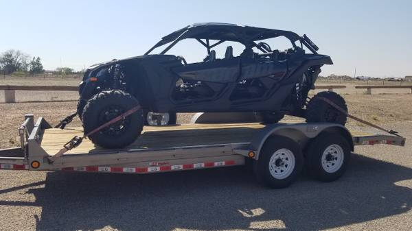 Photo 4 Brand New Can Am Maverick Tires and Wheels--Sale or Trade - $1,100 (Ruidoso)