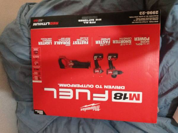 Photo Brand new 3 pc tool set - $300 (Hobbs)