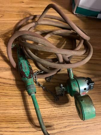 Photo Prest-o-lite acetylene torch - $30 (Bernalillo)