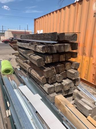 Photo Reclaimed lumber - $8,000 (Albuquerque)