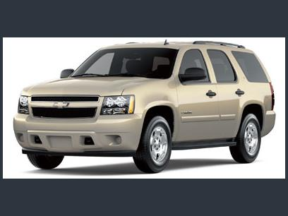 Photo Used 2008 Chevrolet Tahoe LS for sale