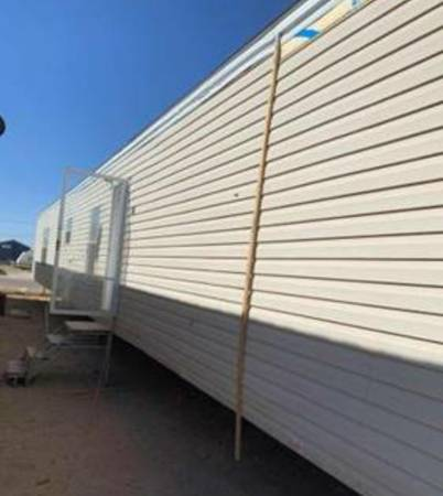 Photo Used single wide mobile home for sale with 3 bedrooms and 2 bathrooms (Roswell, Carlsbad, Las Cruces)