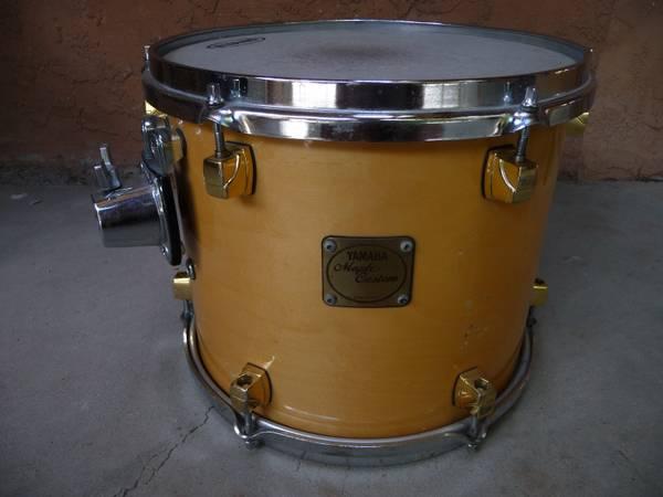 Photo Yamaha Maple Custom 10x12 tom - vintage - $275 (Santa Fe)