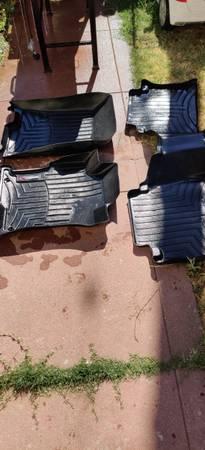 Photo 08-12 Honda Accord weathertech mats - $50 (Roseville)