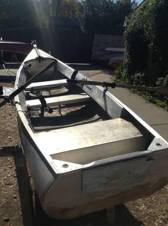 Photo 15393quot Grumman Canoe, the best 4 in 1 Aluminum scanoe save $2,000.00  - $1499 (Sacramento)