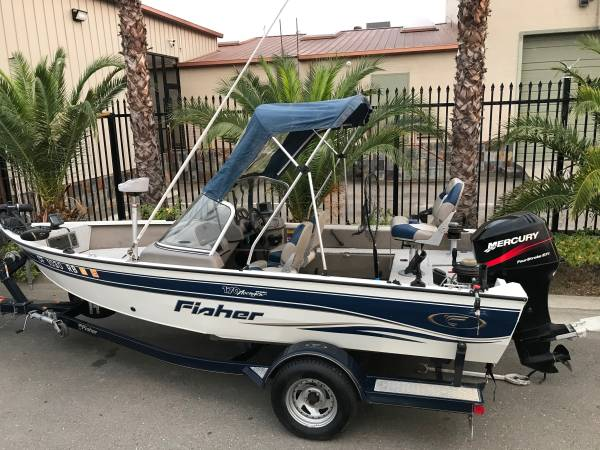Photo 17Ft fisher boat - $14,950