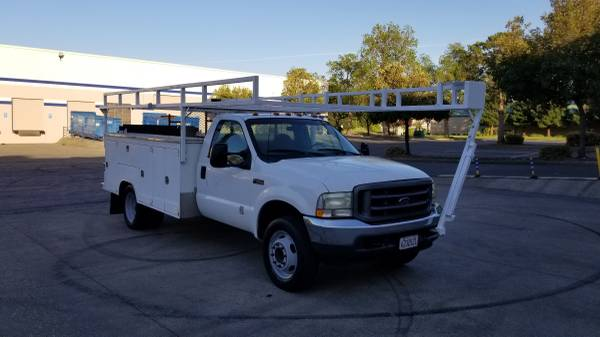 Photo 2002 Ford F450 7.3 powerstroke diesel - $4700 (Sacramento)