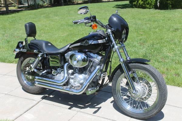Photo 2003 Harley Davidson FXDL Dyna Low Rider - $7,500 (Sonoma)