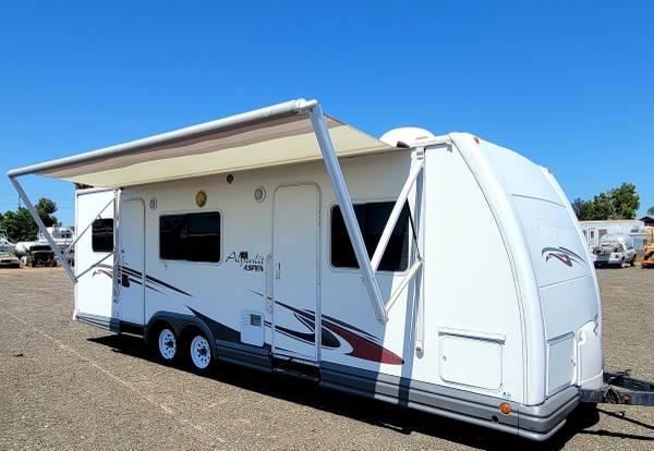 Photo 2004 Alpenlite Aspen 28ft Travel trailer WSlideout - $10,900 (Sacramento ca)