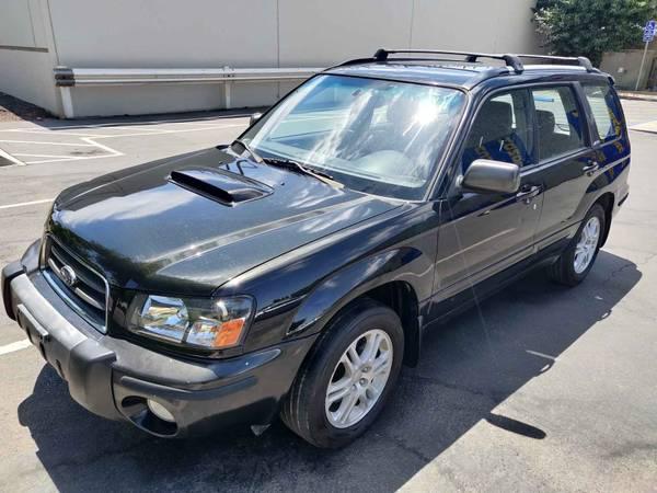 Photo 2004 Subaru Forester XT Turbo - $6,499 (Rancho Cordova)