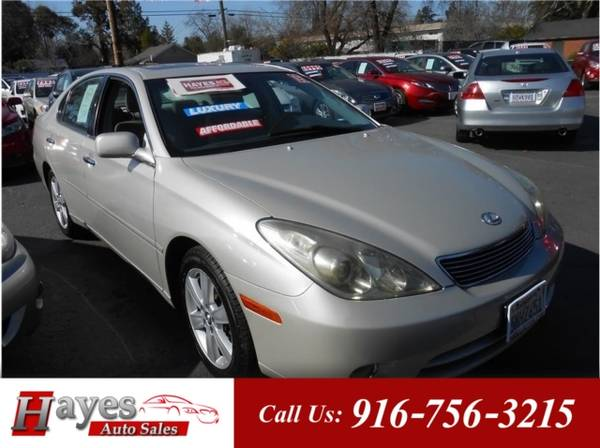 Photo 2005 Lexus ES 330 Sedan - $6995 (_Lexus_ _ES 330_ _Sedan_)