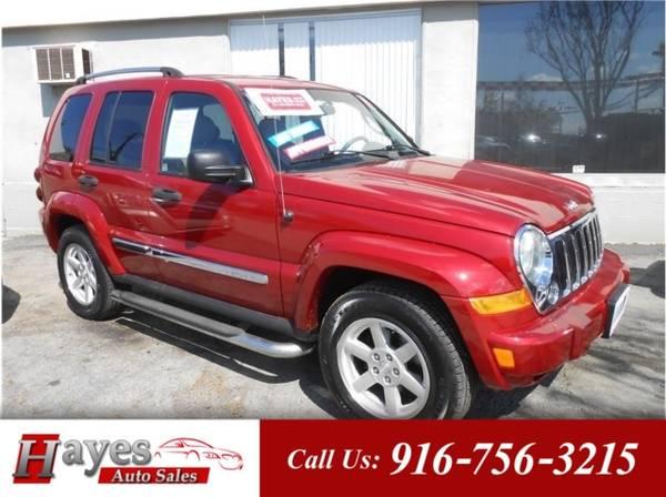 Photo 2006 Jeep Liberty Limited Edition Sport Utility - $6995 (_Jeep_ _Liberty_ _SUV_)