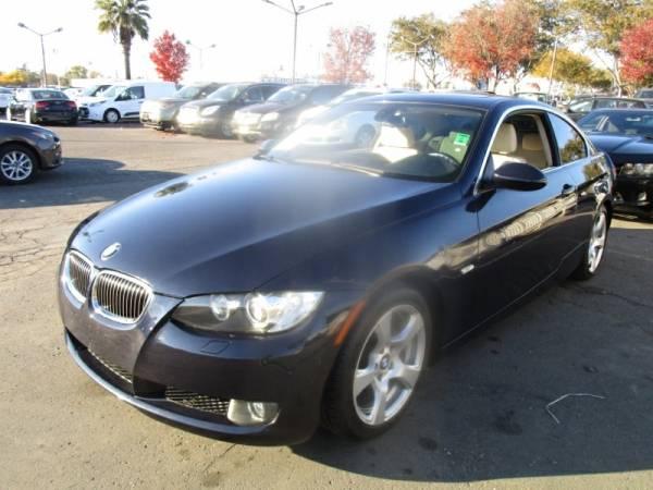 Photo 2007 BMW 328I SULEV - LOW MILEAGE - NAVI - LEATHER SEATS - SUNROOF - REAR SE - $7,988 ( BMW 328I SULEV - LOW MILEAGE - NAVI - LEATHER SEATS -)