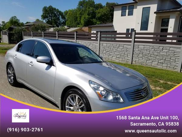Photo 2008 INFINITI G - Financing Available - $8500