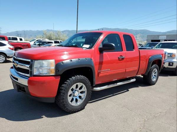 Photo 2010 Chevrolet Silverado 1500 Extended Cab - Financing Available - $15975 (North Hollywood, CA)