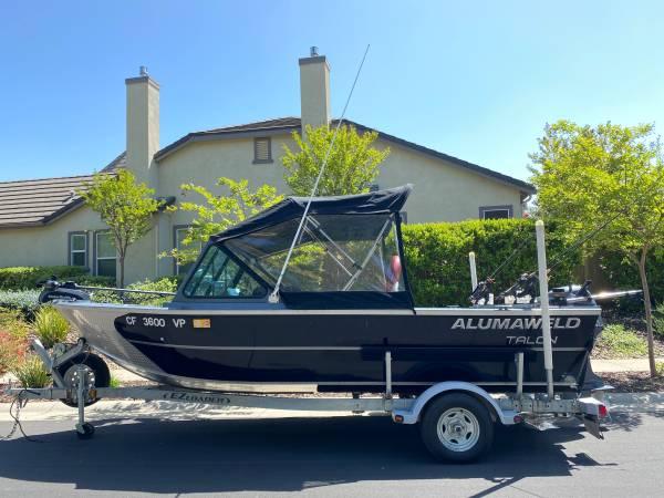 Photo 2013 Alumaweld Talon Fishing Boat - $28,750 (Antelope)