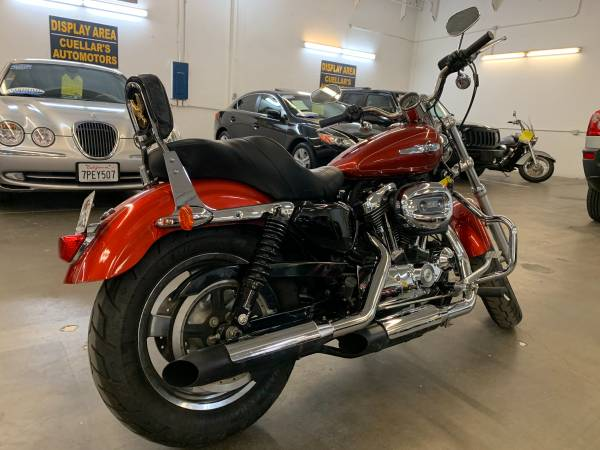 Photo 2014 HARLEY DAVIDSON SPORTSTER XL 1200 CUSTOM  CHROME ALL AROUND  - $5,998 (WEEKEND SPECIAL  GREAT DEAL  25K MILES  FULLY SERVICED)