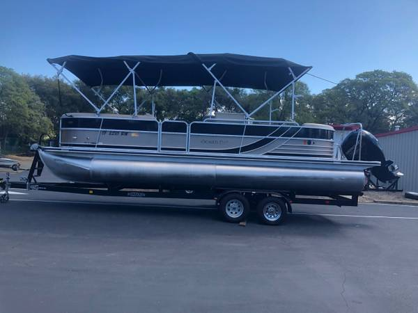 Photo 2015 South Bay 524 E 2.75 Pontoon - $45995 (Folsom)