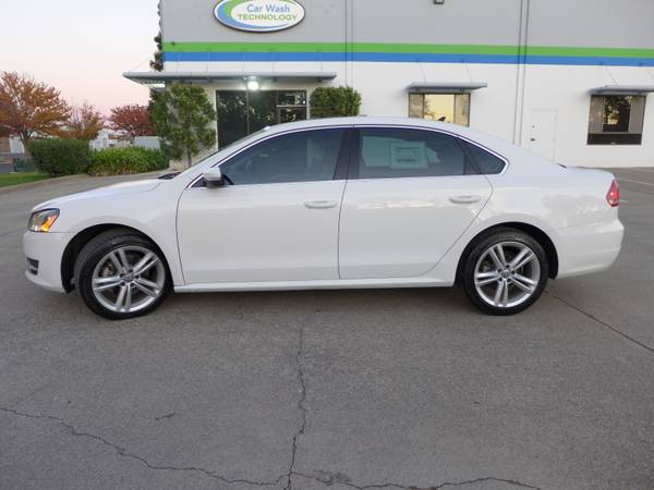 Photo 2015 VW Passat SE TDI, Auto, 33k miles, 42Mpg, warranty - $10950 (Sacramento)