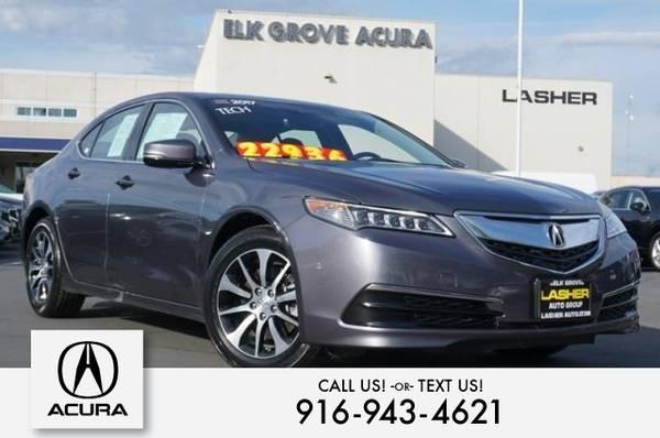 Photo 2017 Acura TLX wTechnology Pkg - $22936 (_Acura_ _TLX_ _Sedan_)