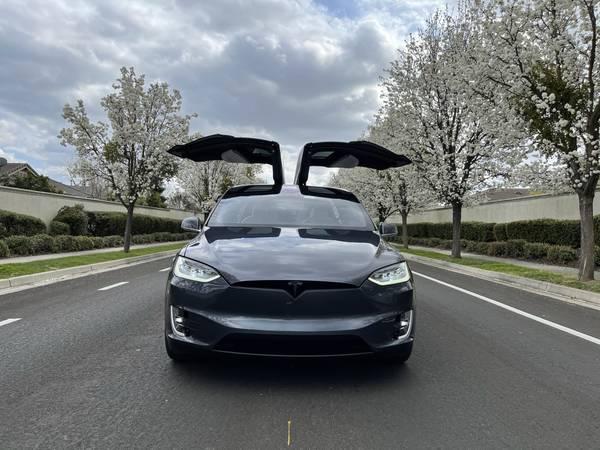 Photo 2020 Model X Long Range Plus wonly 11k Miles - $90,500 (Sacramento)