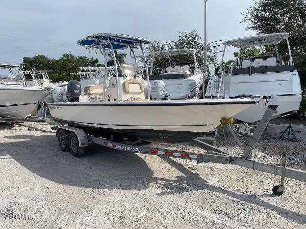 Photo 22ft. Key-West fishing boat for sale ylw - $28,900