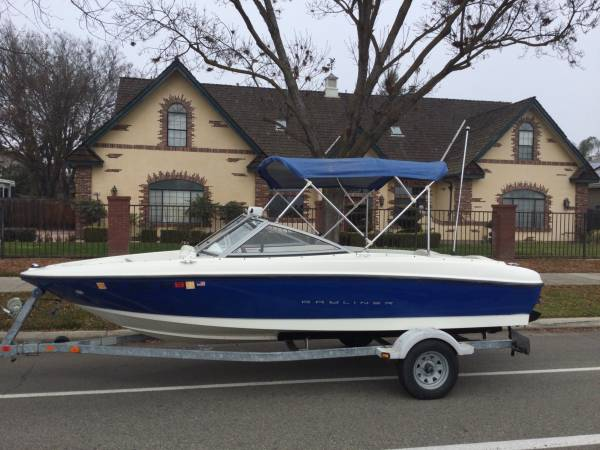 Photo 2 0 0 7 BAYLINER 135 HP Bayliner 175 Boat Many Features, Great Cond (Sacramento)