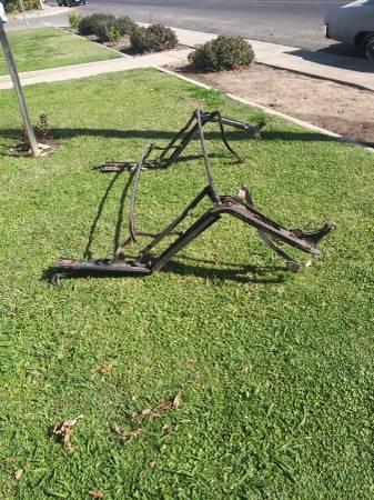 Photo 65-68 Impala (Convertible) Rack - $1 (Modesto Ca area)