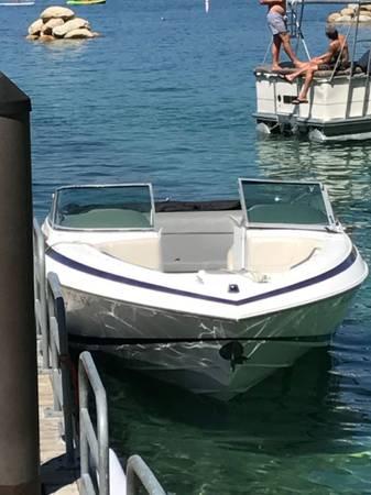 Photo 97 Cobalt freshwater Tahoe boat - $9900 (Gardnerville)
