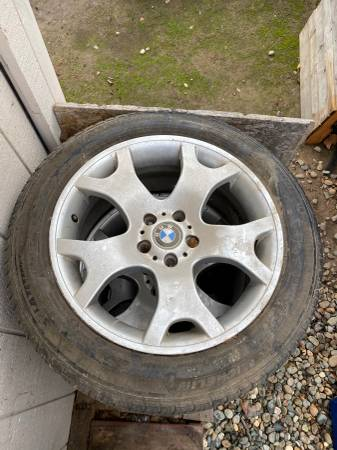 Photo BMW E53 X5 00-06 193939 TIGER CLAW OEM STAGGERED STYLE 63 WHEELS - $650 (ANTELOPE)