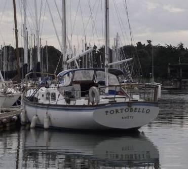 Photo Blue water sailboat 43 foot  - $16,500 (Marina Bay, CA)