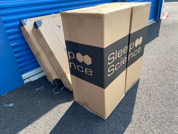 Photo Brand New King Size Sleep Science Adjustable Bed Can deliver - $2,200 (Sacramento)