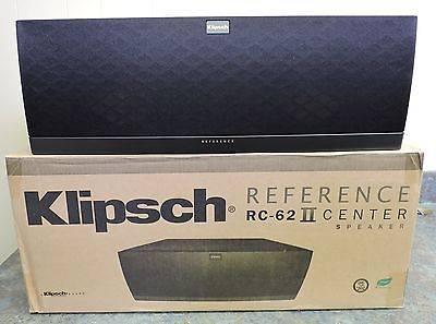 Photo Brand New Klipsch RC-62II Center Channel Speaker - $269 (Southport, West Sacramento)