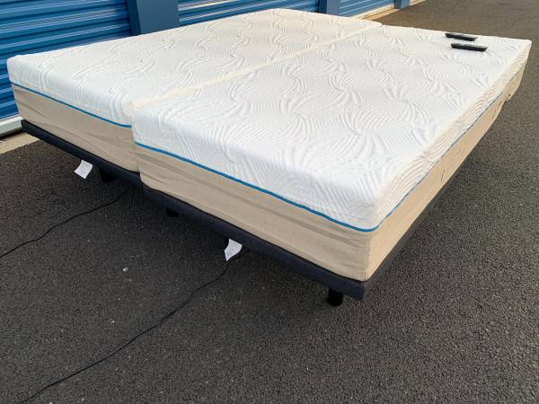 Photo California King Size Adjustable Bed Sleep Science Can deliver - $1,600 (Sacramento)