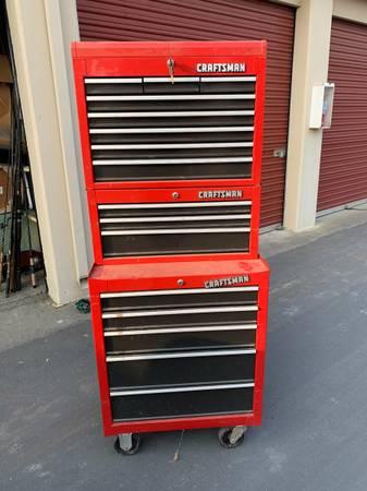 Photo Craftsman tool boxes - $150 (OBO)