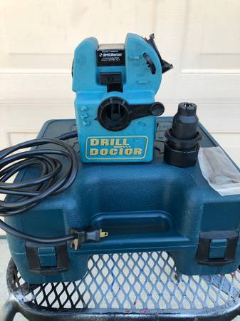 Photo DRILL DOCTOR CLASSIC MODEL 500 - $75 (El Dorado Hills)