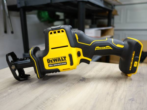 Photo Dewalt 20V Sawzall (Tool Only) - $120 (Citrus Heights)