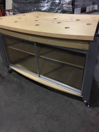 Photo Display Case Glass Front Case 2 Available - $300 (Rancho Cordova)