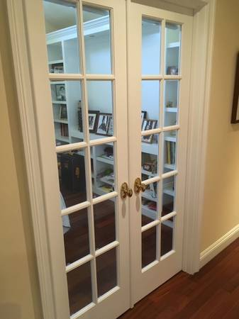 Photo French Glass Doors for Interior - $175 (Carmichael)
