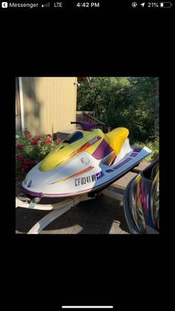 Photo Ill pick up or purchase any unwanted jet skis or boats - $10 (Rocklin)