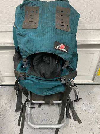 Photo K2 And Kelty Backpack Ext Frame,$35 each - $45 (Roseville)