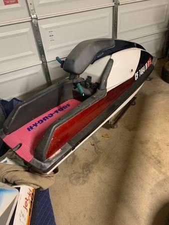 Photo Kawasaki 650 Standup Jetski Jet Ski - $2,000 (Auburn)