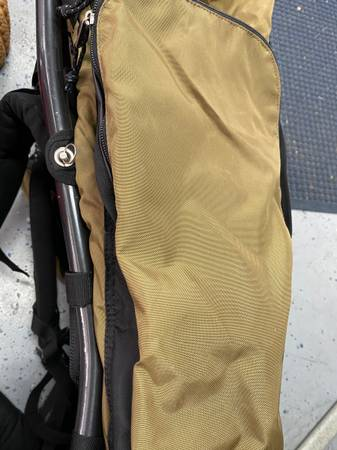 Photo Kelty Super Tioga SE external frame backpack,under 7lbs,Adjustable - $95 (Roseville)
